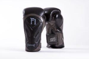 Γάντια Πυγμαχίας Δερμάτινα Velcro