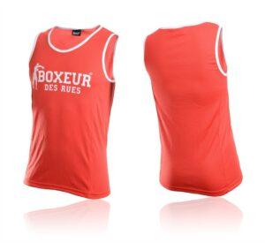 Tank Tops-Shorts Boxeur des Rues
