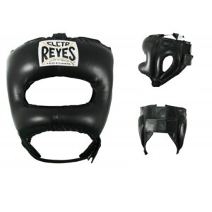 Head Guards Cleto Reyes
